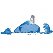Sirene rocher